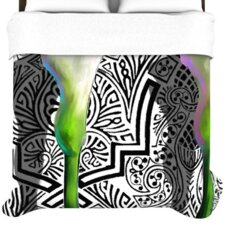 Three Lily Duvet Cover