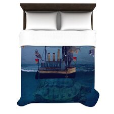 The Voyage Duvet Cover Collection