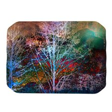 <strong>KESS InHouse</strong> Trees in the Night Placemat