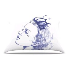 Queen of The Sea Fleece Pillow Case
