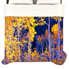 """""""Trees"""" Woven Comforter Duvet Cover"""
