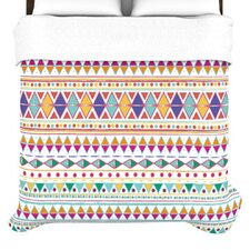 Native Fiesta Duvet Cover