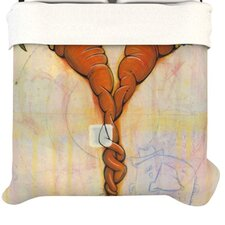 <strong>KESS InHouse</strong> Never to Forget Duvet Cover