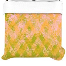 """""""Fuzzy Feeling"""" Woven Comforter Duvet Cover"""