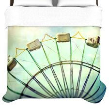 """Every Summer Has a Story"" Woven Comforter Duvet Cover"
