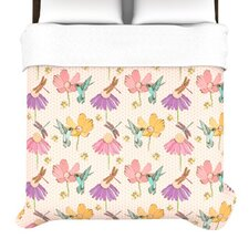 <strong>KESS InHouse</strong> Magic Garden Duvet Cover