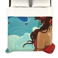 Sea Swept Duvet Cover
