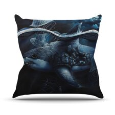 <strong>KESS InHouse</strong> Invictus Throw Pillow
