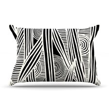 Graphique Microfiber Fleece Pillow Case