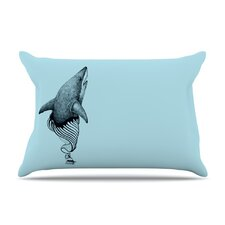 Shark Record II Microfiber Fleece Pillow Case