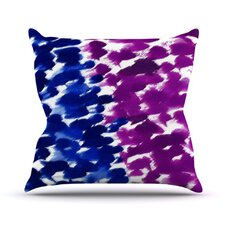 <strong>KESS InHouse</strong> Fleeting Throw Pillow