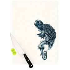 Turtle Tuba Cutting Board