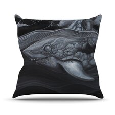 <strong>KESS InHouse</strong> Troubled Joe Throw Pillow