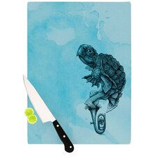 Turtle Tuba III Cutting Board
