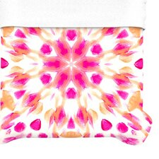 """Batik Mandala"" Woven Comforter Duvet Cover"