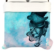 Elephant Guitar III Duvet Collection