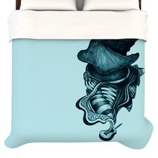 Elephant Guitar II Duvet Collection