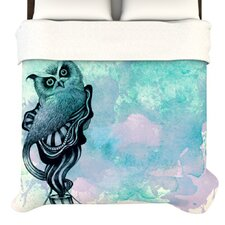 <strong>KESS InHouse</strong> Owl II Duvet Collection