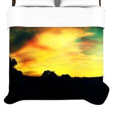 """A Dreamscape Revisited"" Woven Comforter Duvet Cover"