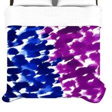 """""""Fleeting"""" Woven Comforter Duvet Cover"""
