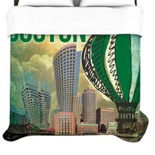 <strong>KESS InHouse</strong> Boston Duvet Collection