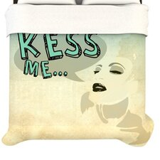 Kess Me Duvet Collection