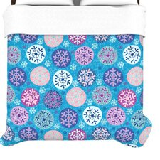 Floral Winter Duvet