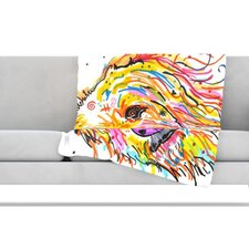 Koda Fleece Throw Blanket
