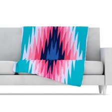 Surf Lovin II Fleece Throw Blanket