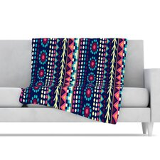 Aiyana Fleece Throw Blanket