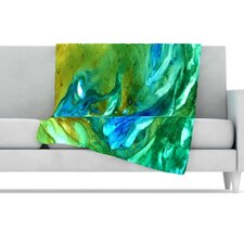Hurricane Fleece Throw Blanket