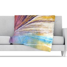 Sway Fleece Throw Blanket