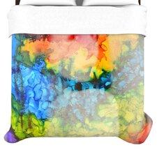 Rainbow Splatter Duvet Collection