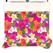 """""""Bloom"""" Woven Comforter Duvet Cover"""
