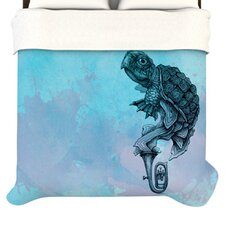 <strong>KESS InHouse</strong> Turtle Tuba II Duvet Collection