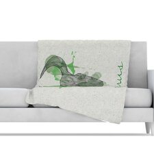 Taurus Microfiber Fleece Throw Blanket