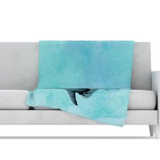 Shark Record III Microfiber Fleece Throw Blanket