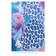 Leopard Floating Art Panel