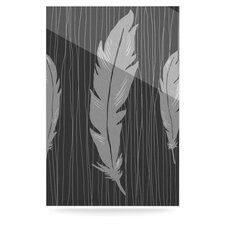 Feathers by Jaidyn Erickson Graphic Art Plaque
