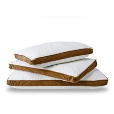 OrthoTherapy Dual Sided Memory Foam and Microfiber Pillows (Set of 2)