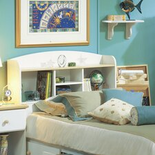 <strong>South Shore</strong> Newbury Bookcase Twin Headboard