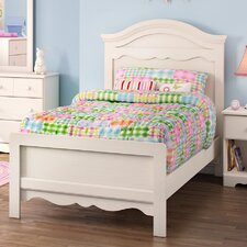 <strong>South Shore</strong> Summer Breeze Twin Panel Bed