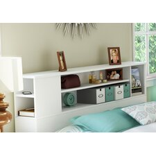 Vito Bookcase Headboard