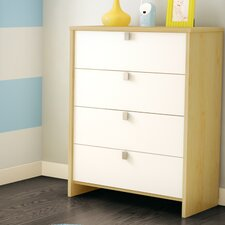 <strong>South Shore</strong> Cookie 4 Drawer Standard Chest
