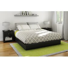 <strong>South Shore</strong> Lexington Collection Platform Bed