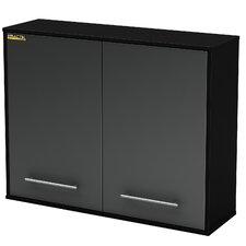 "Karbon 31"" H x 39"" W x 11"" D Wall Storage Cabinet"