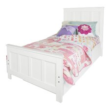 Ariella Storage Panel Bed