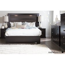 Gloria Platform Bedroom Collection