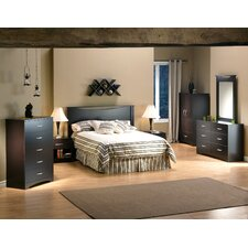 <strong>South Shore</strong> Back Bay Headboard Bedroom Collection