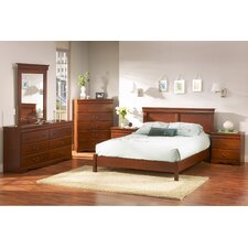 <strong>South Shore</strong> Vintage Panel Bedroom Collection